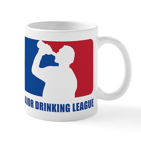 Major Drinking League Mug