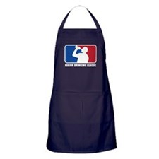 Major Drinking League Apron (dark)