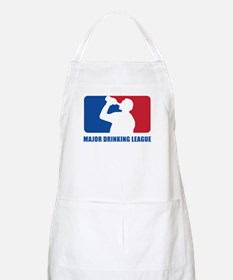 Major Drinking League Apron