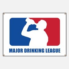 Major Drinking League Banner