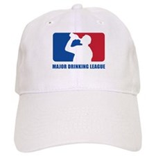 Major Drinking League Baseball Cap