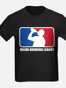 Major Drinking League T