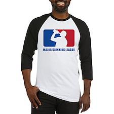 Major Drinking League Baseball Jersey