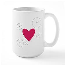 [heart] you Mug