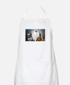 Wolf Face Apron