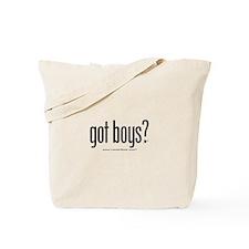 got boys?  Tote Bag