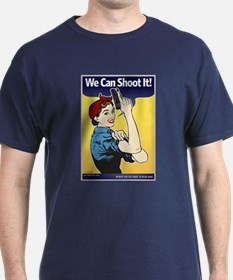 We Can Shoot It! T-Shirt