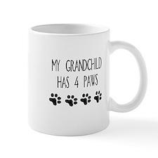 4 paws Mug
