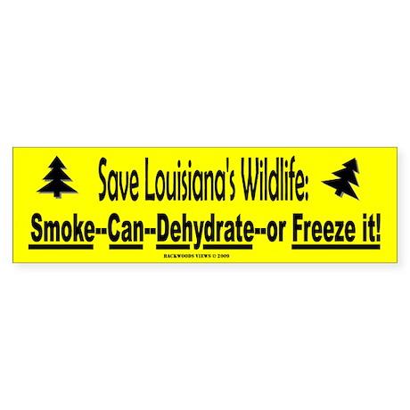 Save Louisiana's Wildlife