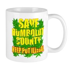 Save Humboldt County Mug