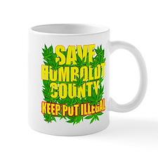 Save Humboldt County Mug
