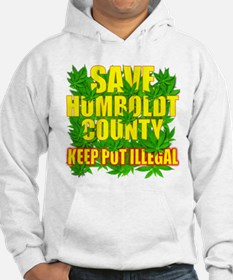Save Humboldt County Jumper Hoody