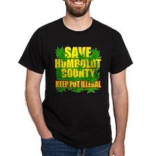 Save Humboldt County T-Shirt