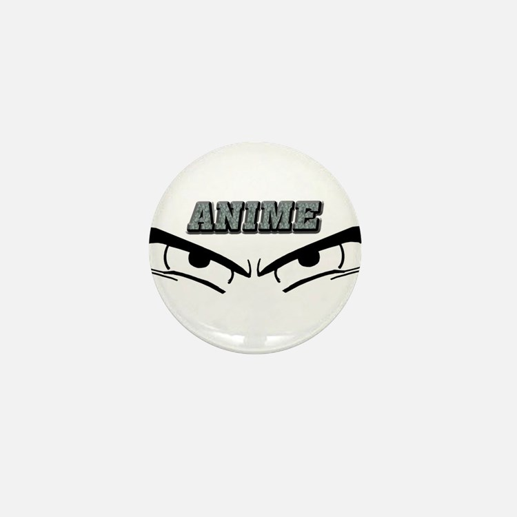 Anime Mini Button