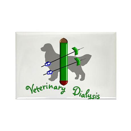 Veterinary Dialysis Rectangle Magnet