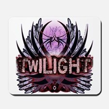 Twilight Native Indigo Mousepad