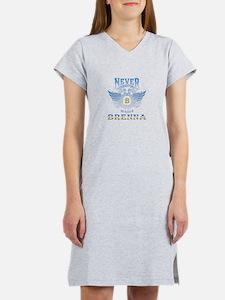 never underestimate the brenna T-Shirt