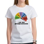 Beyond Awesome Women's T-Shirt