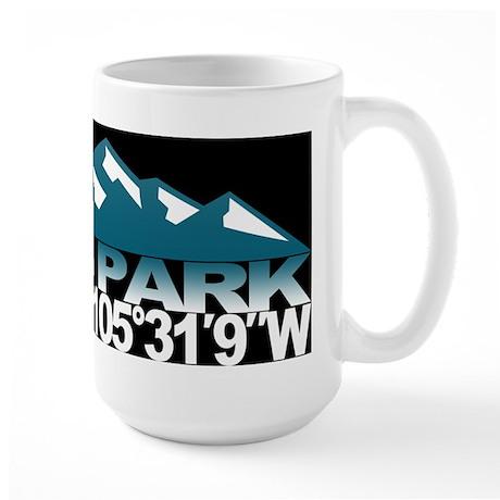 Estes Park Large Mug