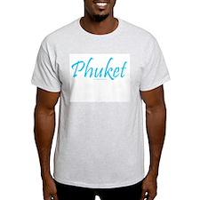 Phuket - Ash Grey T-Shirt