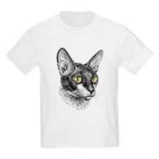 Cornish Rex Sketch T-Shirt