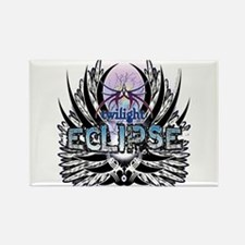 Twilight Eclipse Native Wings Rectangle Magnet