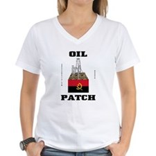 Angola Oil Patch Shirt