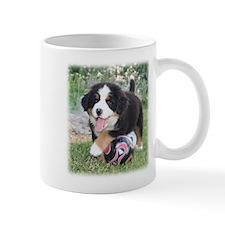 Soccer Berner Puppy Mug