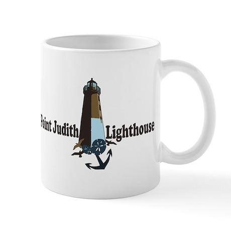 Galilee RI - Lighthouse Design Mug