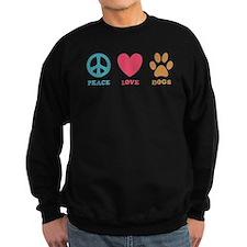 Peace Love Dogs Sweater