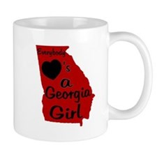 Everybody Loves a GA Girl (RB Mug