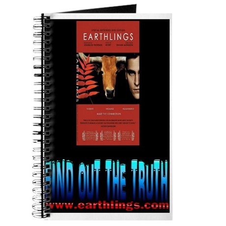Earthlings Find Out The Truth Journal