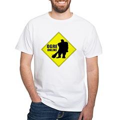 Ogre Online MMORPG Shirt