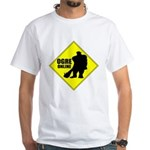 Ogre Online MMORPG White T-Shirt