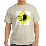 Ogre Online MMORPG Ash Grey T-Shirt