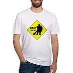 Ogre Online MMORPG Fitted T-Shirt