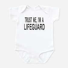 Cool Rescue swimmer Infant Bodysuit