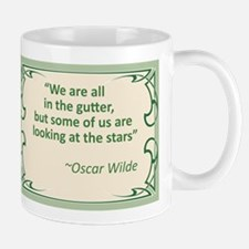 Wilde on Gutters and Stars Mug