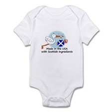 Stork Baby Scotland USA Infant Bodysuit