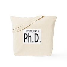 Funny 2007 graduation Tote Bag
