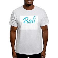 Bali - Ash Grey T-Shirt