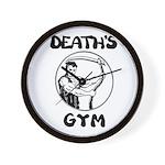 Death's Gym Clock