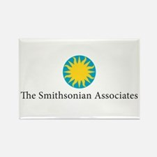 Smithsonian Associates Rectangle Magnet