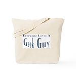 Love a Geek Tote Bag