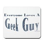 Love a Geek Mousepad