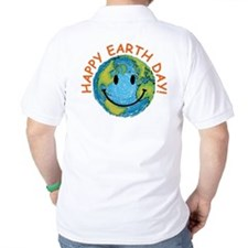 Happy Earth Day T-Shirt