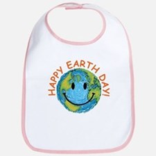 Happy Earth Day Bib