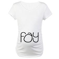 Fay black Shirt
