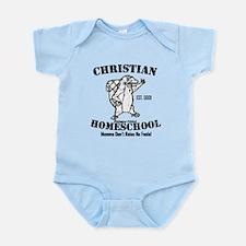 Christian Homeschool Infant Bodysuit