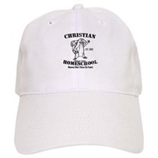 Christian Homeschool Baseball Cap